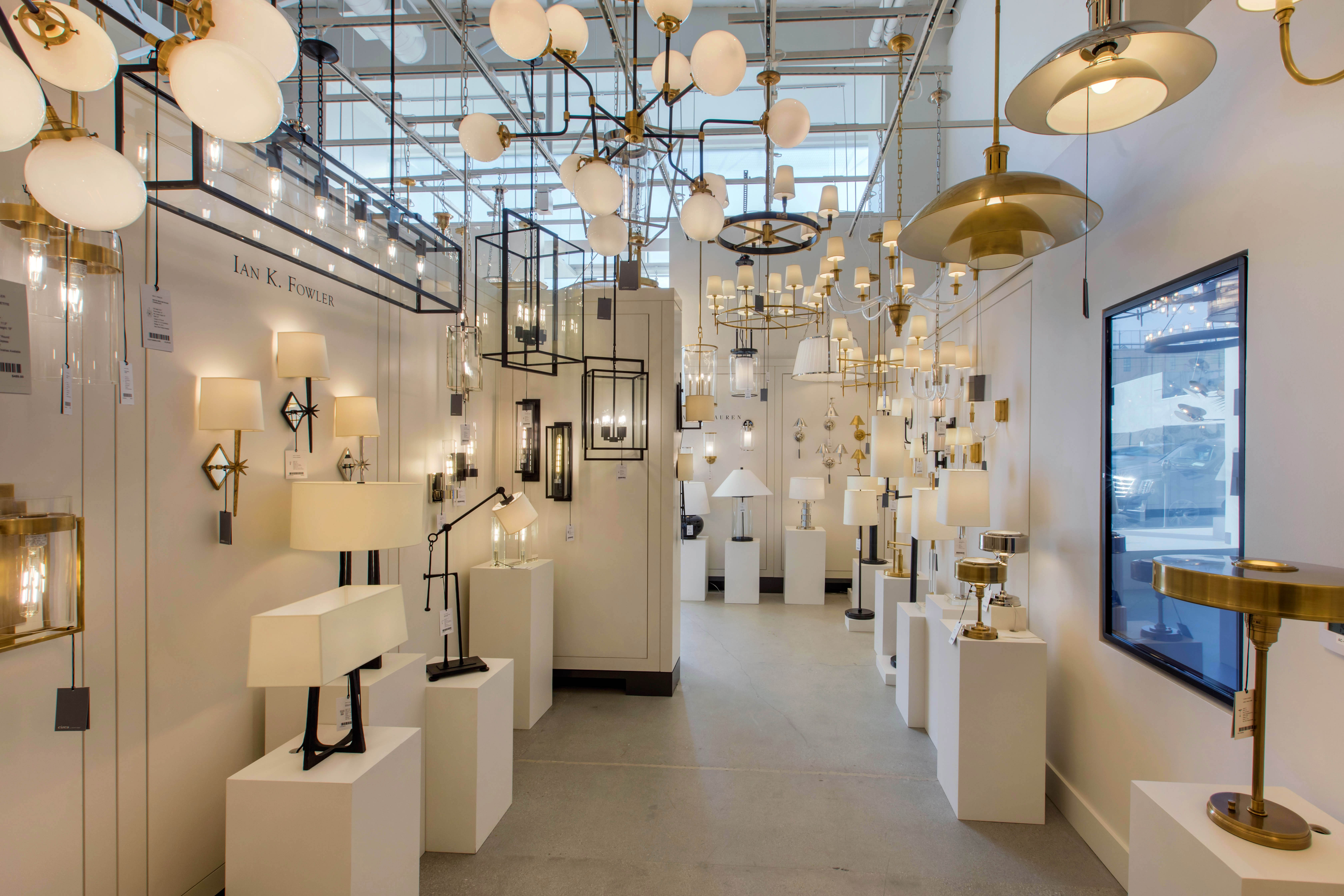 Illuminating Events at Circa Showrooms